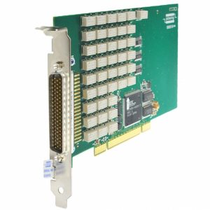 PCI 50xDPST Reed Relay Card