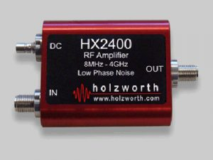 HX2400 RF Amplifier