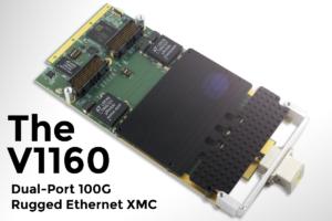 V1160 - 100Gb XMC